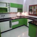 Gabinete de cozinha Home personalizado laca da mobília