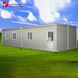 Het prefab Bureau van de Container van het Pak van het Huis van de Container Vlakke