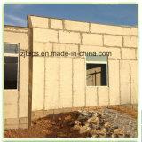 Reciclable/Verde panel sándwich EPS para pared Exterior/Interior muro