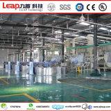El ahorro de energía y medio ambiente refinado la fibra de algodón de la extrusora