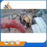 Pompe concrète de remorque de qualité