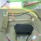 Canon de flamme plat de traitement de processeur de traitement de flamme de brûleur à Air-Gaz (TAM-F250A)