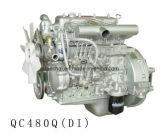 Motor Ce&ISO9001 Diesel aprovado com cavalos-força QC480q de 29kw 40HP (DI)