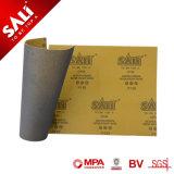 P60-2000 de grano, la especificación de 230*280mm de plástico y papel de lija de pulido de Hardware