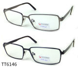 Marco Titanium ligero de los vidrios ópticos de Eyewear (TT 6146)