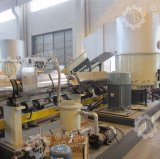 작은 알모양으로 하기 기계를 재생하는 Wast HDPE LDPE BOPP PVC 애완 동물 필름