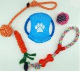 犬のおもちゃ10パックのギフトペット一定の球のロープおよび咀嚼のおもちゃ