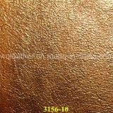 2018 Form geprägtes glänzendes Nubuck PU-überzogenes Leder
