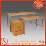 Présentoir en bois de fabrication de présentoir en bois