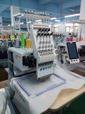 새로운 단 하나 헤드 9 바늘 300mm 잡업 공간에 의하여 200를 가진 작은 자수 기계