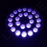 PARITÀ esterna 24X12 della discoteca LED della fase di IP65 DMX