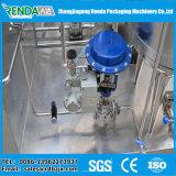 Machine de remplissage de la bière bouteille de boisson plafonnement de l'de remplissage de l'équipement de lavage