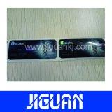 Escritura de la etiqueta de encargo del frasco del holograma 10ml de la calidad durable del precio competitivo