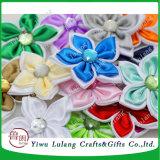 Ruban de Satin Mix Fleur Fleur Bow Rhinestone Craft decoration de mariage