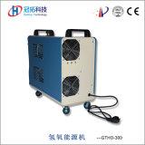 HhoのOxy-Hydrogenガスの炎の溶接工機械