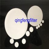 Compatibilidad química resistente del disco de la membrana del filtro de PTFE y amplia da alta temperatura
