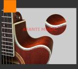 """Chitarra acustica di disegno 41 di Cuestom di musica di Afanti """" (AAG-121)"""