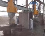 Ponte de Pedra automática máquina de corte de blocos de mármore em lajes de serragem