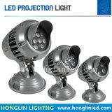 Piscina Redonda Projector Spotlight 220Volts alterável RGB LED Projector Paisagem 18W 36W