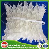 Embalagem estruturada do fio gaze plástica