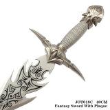 クラフトのナイフの想像のナイフの金属はJot018c 40cmを制作する