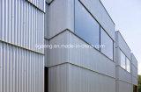물결 모양 Aluzinc 강철 벽면이 반대로 Corrossion Galvalume 지붕에 의하여 시트를 깐다