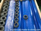 Correia transportadora plástica azul material de Hairise POM para a venda