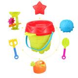 Freundliches Strand-Spielzeug Eimer-und Schaufel-Sport-Listen-Amazonas-Eco für Kinder