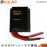 매장되는 Isolar 60W 8m 건전지 태양 LED 가로등 점화