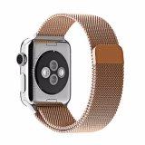 Stainlese стали смотреть ремешок для Apple Миланское цикла магнитная полоса