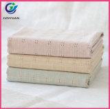 Tissu de coton organique Hand-Feeling doux pour drap de lit