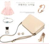 女性のハンドバッグの女性ハンドバッグPUの革ショルダー・バッグのCrossbody袋(WDL0715)