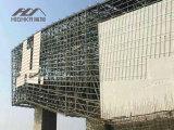 El panel de emparedado compuesto exterior del panel EPS del muro de cemento