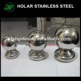 Esfera decorativa quente do corrimão do aço inoxidável do Sell