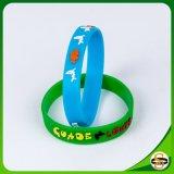 Plus de modèles pour choisir le bracelet de silicones pour le cadeau promotionnel