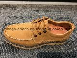 Más reciente de los hombres zapatos casuales de cuero Real
