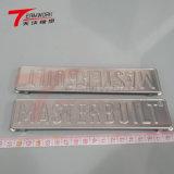 カスタマイズされたプロトタイピングのロゴの金属板レーザーの切口