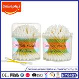Высококачественный хлопок силиконовые вкладыши с конкурентоспособной цене пластиковую карту Memory Stick хлопка рецепторы стерильные Ватные тампоны