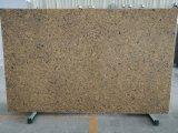 Surface de pierre de quartz artificiels pour le comptoir de cuisine haut de page
