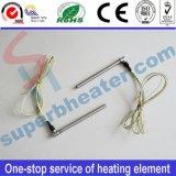 Il riscaldatore ad alta densità della cartuccia ad angolo retto muore la barra del riscaldamento