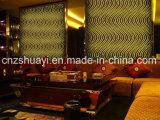 3D Muur Clading in KTV of Hotel