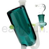 Tubi di acqua di fumo di vetro Handmade del narghilé degli impianti offshore del riciclatore (ES-GB-242)