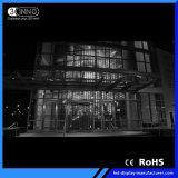 P100mm Color de alta definición de cortina LED Flexible SMD