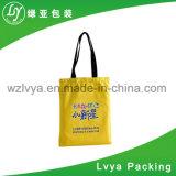 Hot la vente de caractère durable livre en toile de coton recyclé sacs fourre-tout pour les étudiants