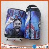 カスタム折りたたみネオプレンのスナップ式の缶のクーラー