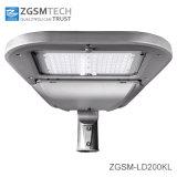 7years Straßenlaterneder Garantie-200W LED mit Ce/RoHS bescheinigt