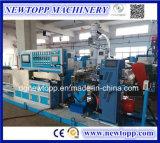 Mikro-Feine Teflonkoaxialkabel-Extruder-Maschine