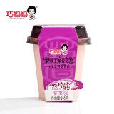Ingeniosa Mamá 165g de patata violeta de la Copa de fruta de sabor Jelly
