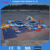 2017 giocattoli gonfiabili giganti di galleggiamento del Aqua dei giochi della strumentazione della sosta dell'acqua da vendere