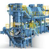 Schuss-Böe-Maschinen - kundenspezifisch und Standardsysteme